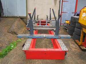 1973 Porsche 911 Cellette chassis jig  For Sale