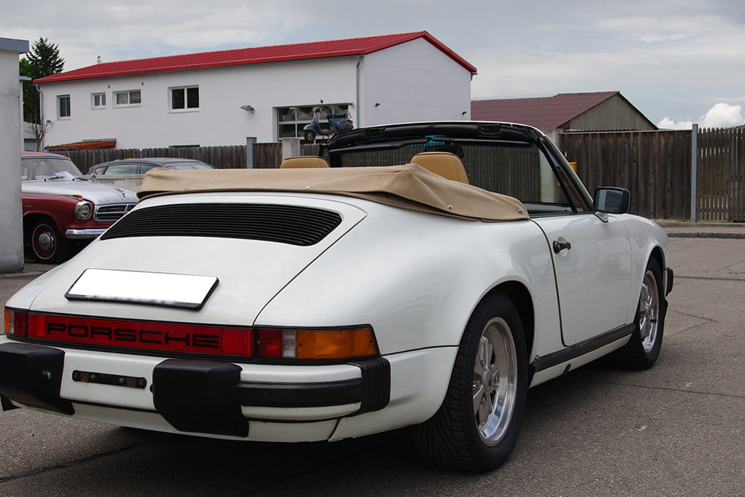 1985 Porsche 911 SC Convertible - LHD SOLD (picture 6 of 6)