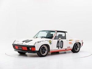 1972 PORSCHE 914 6 CILINDER For Sale by Auction