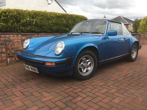 1978 Porsche 911 SC Targa - LHD Just £20,000 - £25,000  For Sale by Auction