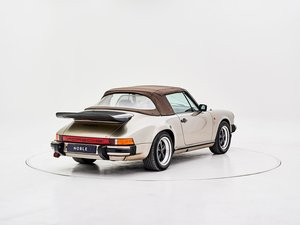 1984 PORSCHE 911 3.2 CARRERA CABRIOLET For Sale by Auction