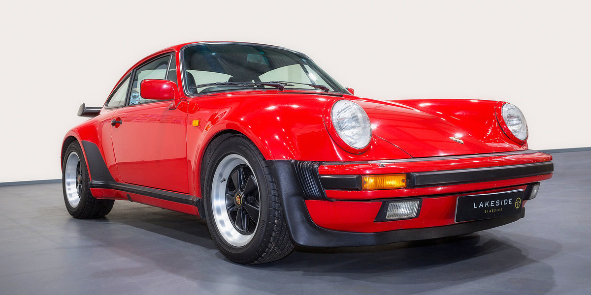Porsche 930 Turbo G50 (1989) For Sale (picture 1 of 6)
