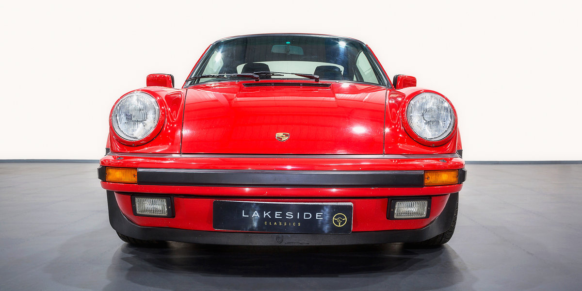 Porsche 930 Turbo G50 (1989) For Sale (picture 2 of 6)