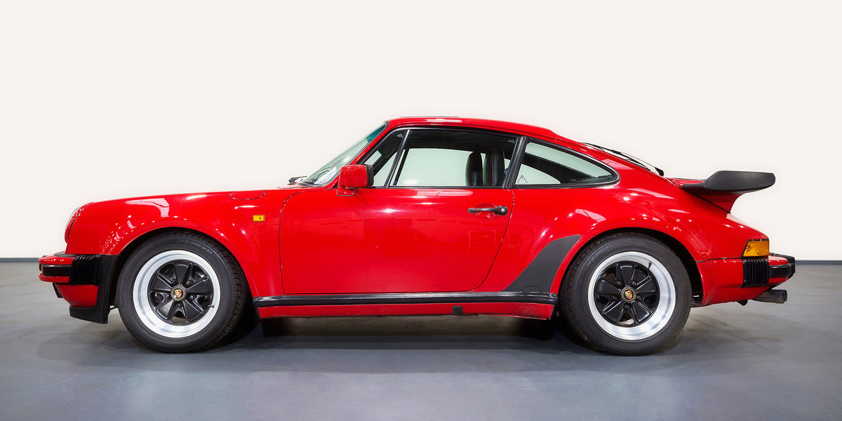 Porsche 930 Turbo G50 (1989) For Sale (picture 3 of 6)