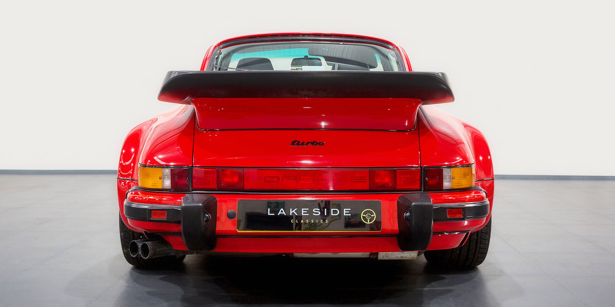 Porsche 930 Turbo G50 (1989) For Sale (picture 4 of 6)