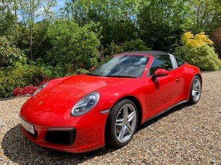 2017 Stunning 911 as new For Sale