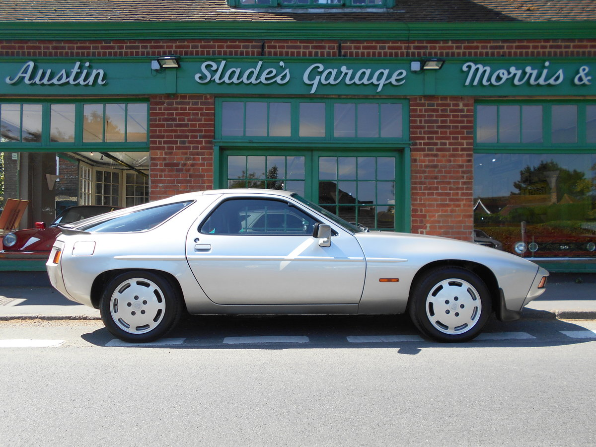 1983 Porsche 928 S Coupe Automatic  For Sale (picture 1 of 6)