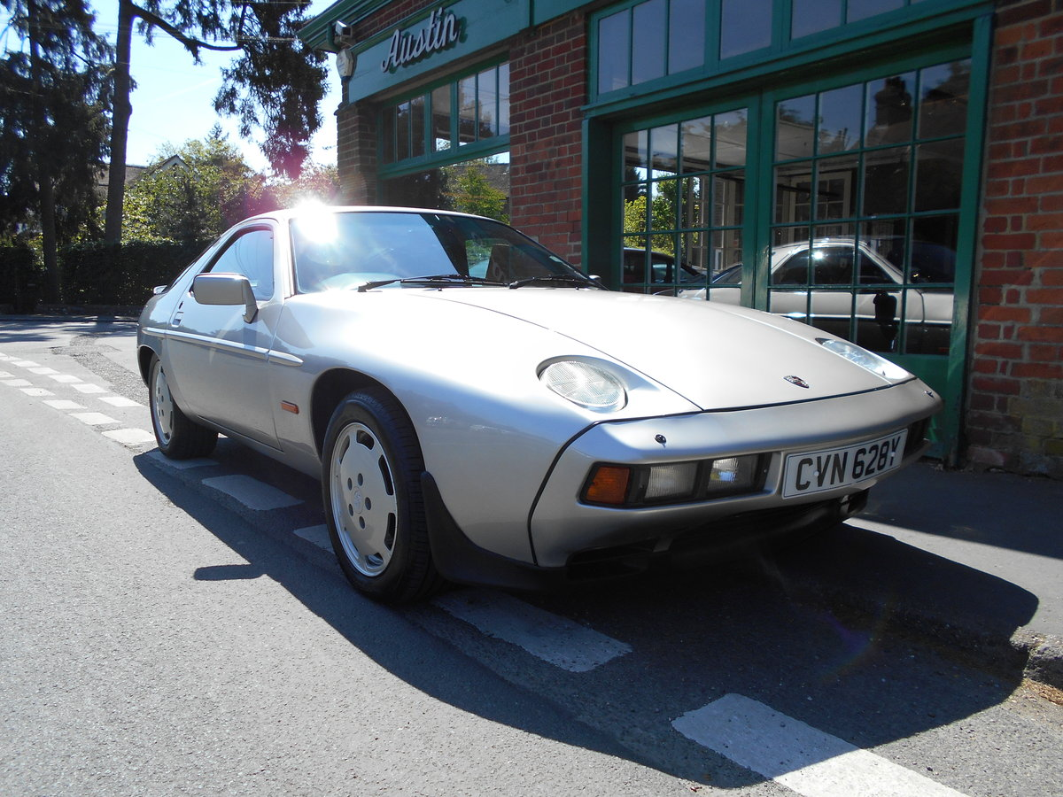 1983 Porsche 928 S Coupe Automatic  For Sale (picture 2 of 6)