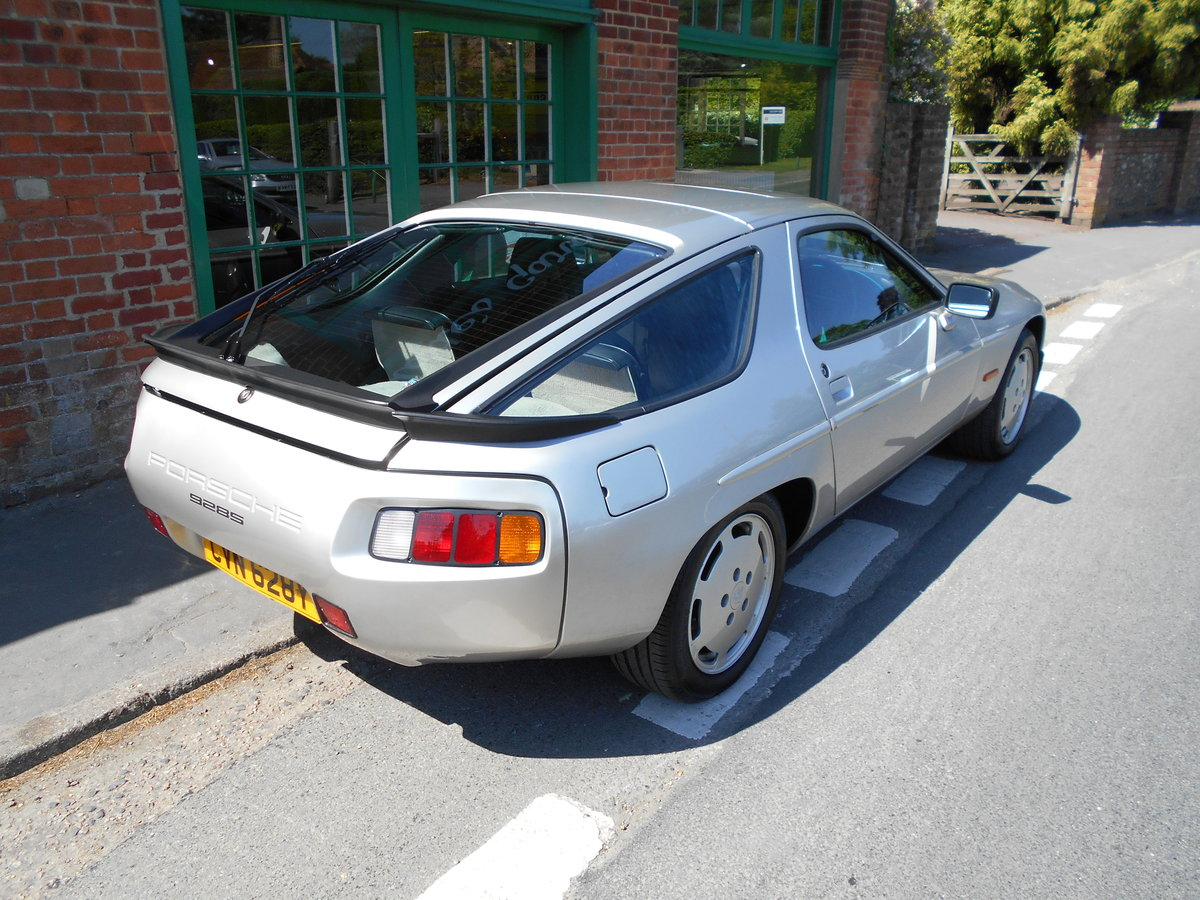 1983 Porsche 928 S Coupe Automatic  For Sale (picture 6 of 6)