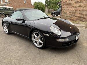 2005 Porsche 911 3.6 997 cabriolet tiptronic s For Sale