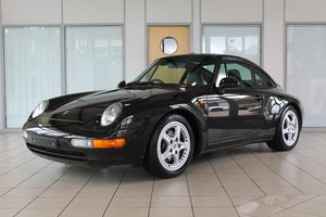1997/P 911 (993) 3.6 Targa - 25000 Miles  For Sale