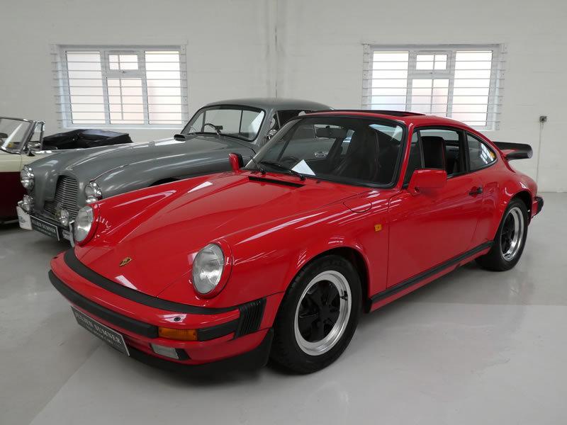 1988 Porsche 911 Carrera 3.2 Sport For Sale (picture 1 of 6)