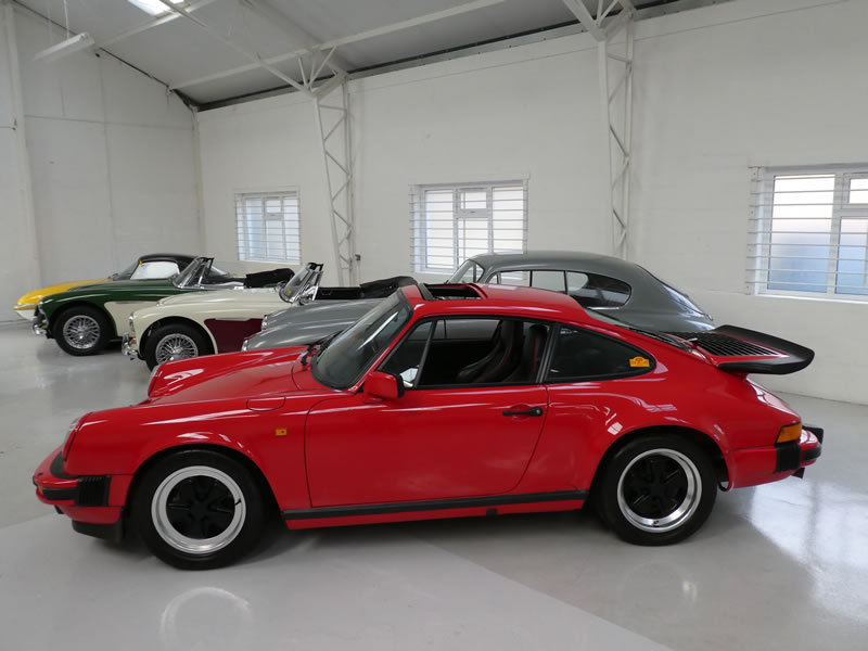 1988 Porsche 911 Carrera 3.2 Sport For Sale (picture 2 of 6)