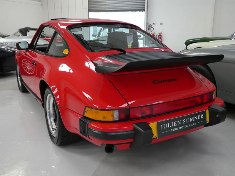 1988 Porsche 911 Carrera 3.2 Sport For Sale (picture 3 of 6)