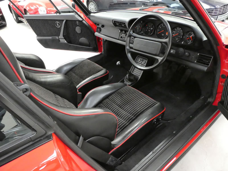 1988 Porsche 911 Carrera 3.2 Sport For Sale (picture 4 of 6)