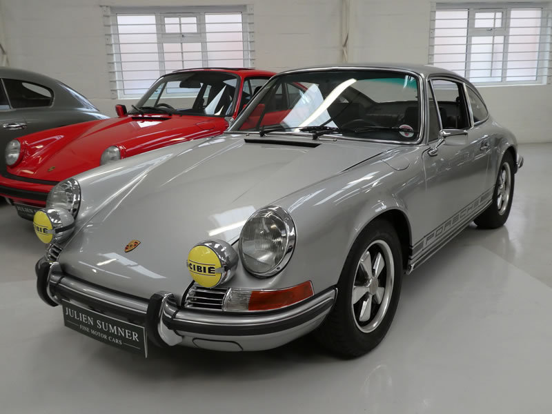 1971 Porsche 911 2.2S For Sale (picture 1 of 6)