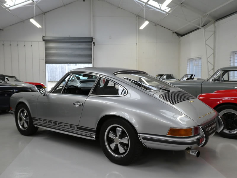 1971 Porsche 911 2.2S For Sale (picture 4 of 6)
