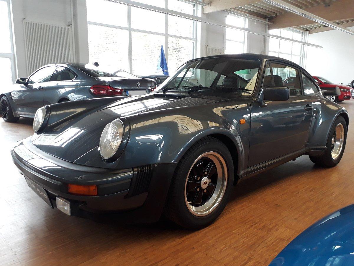 1980 Porsche 911 (930) Turbo 3.3 low mileage - service history For Sale (picture 2 of 6)