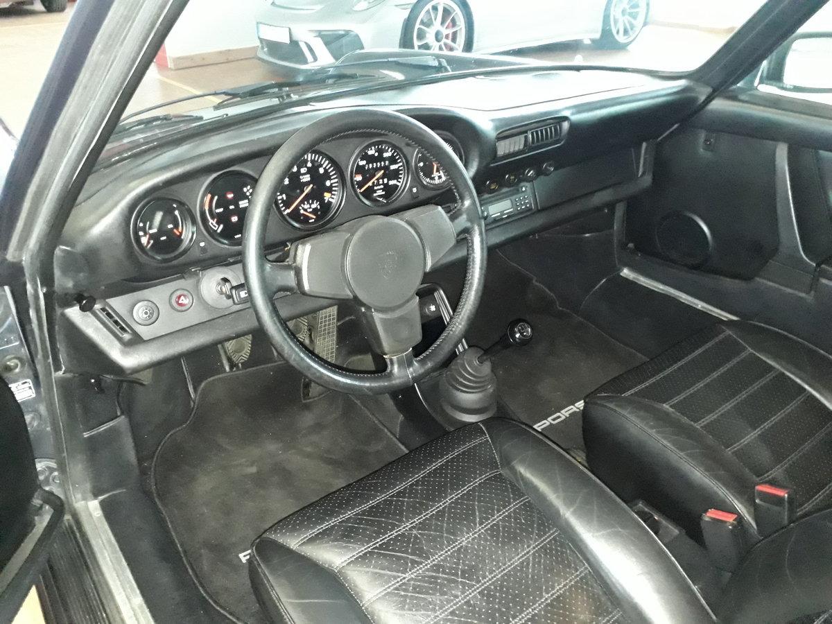 1980 Porsche 911 (930) Turbo 3.3 low mileage - service history For Sale (picture 4 of 6)