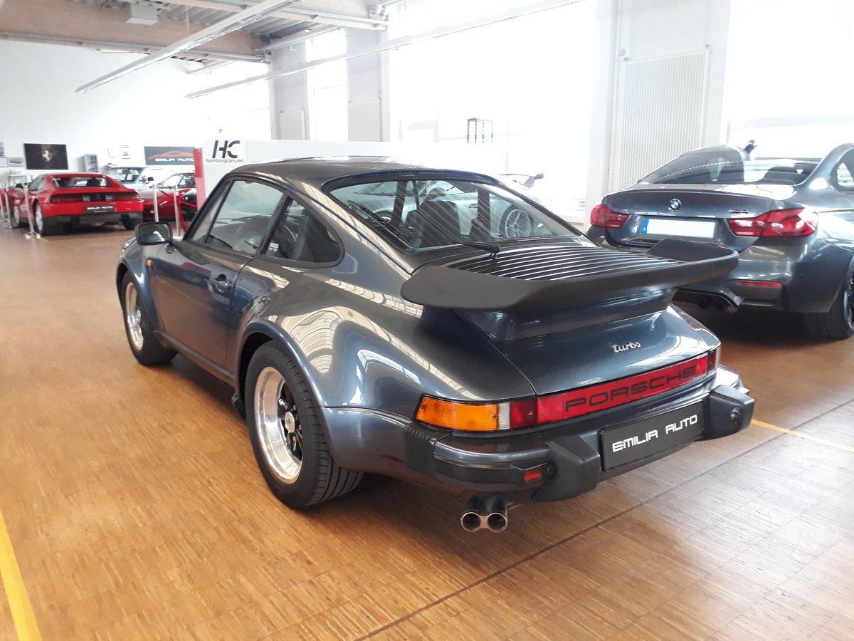 1980 Porsche 911 (930) Turbo 3.3 low mileage - service history For Sale (picture 6 of 6)