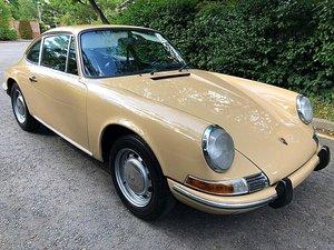 1969 PORSCHE 912 COUPE - 5 SPEED - SUPERB CAR - POSS PX For Sale