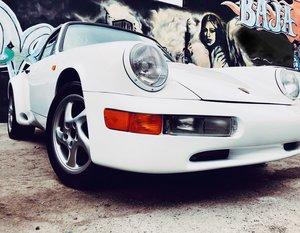 1977 Outlaw Porsche 911 S EV w/ Tesla Motor 495 hp LHD For Sale