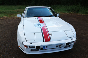 1988 Rare Automatic 944 2.5 Lux For Sale