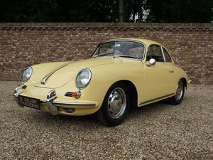 1965 Porsche 356C 1600 Karmann Coupe fully restored condition, ma For Sale