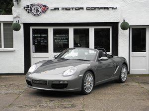 Picture of 2007 Porsche Boxster 2.7 (987) Manual finished in Meteor Grey SOLD