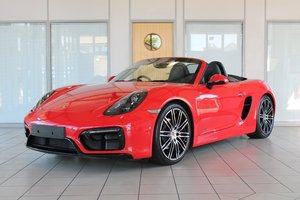 2014 Boxster (981) 3.4 GTS PDK For Sale