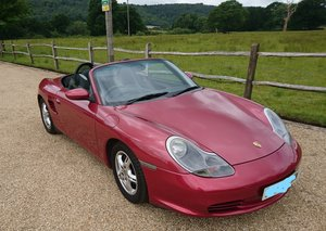 2003 Porsche Boxster Convertible 2.7 For Sale
