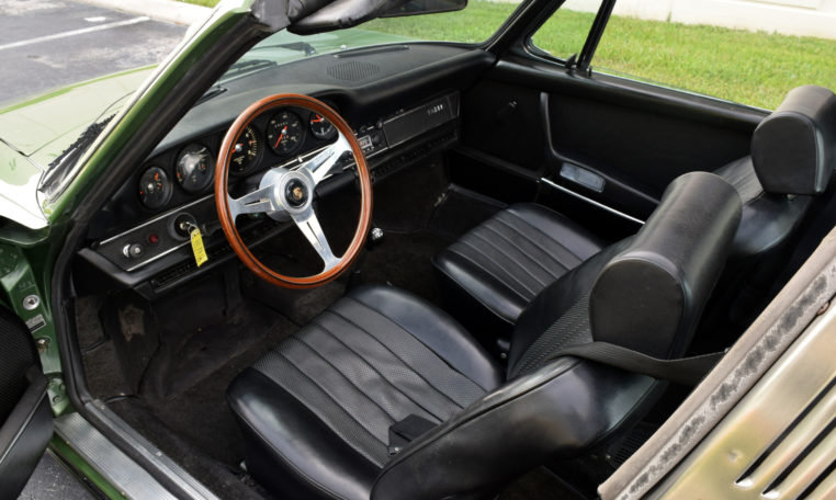 1970 Porsche 911 E Targa = rare E Celebrity Owned AC $99k For Sale (picture 4 of 6)