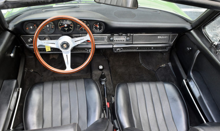 1970 Porsche 911 E Targa = rare E Celebrity Owned AC $99k For Sale (picture 5 of 6)