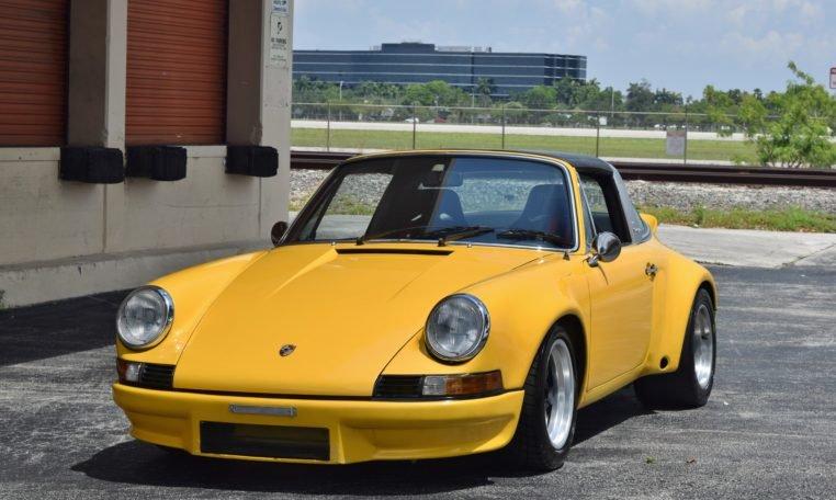 1973 Porsche 911 Targa 911 S 2.4L Rare 1 of 925+ Mods $64.9k For Sale (picture 1 of 6)