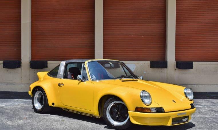 1973 Porsche 911 Targa 911 S 2.4L Rare 1 of 925+ Mods $64.9k For Sale (picture 2 of 6)