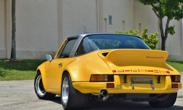 1973 Porsche 911 Targa 911 S 2.4L Rare 1 of 925+ Mods $64.9k For Sale (picture 3 of 6)