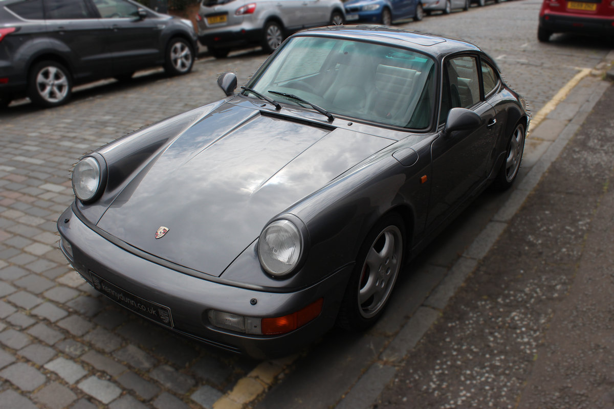 1989 Porsche 911 3.6 964 Carrera 4 AWD 2dr DUE IN SHORTLY SOLD (picture 4 of 6)