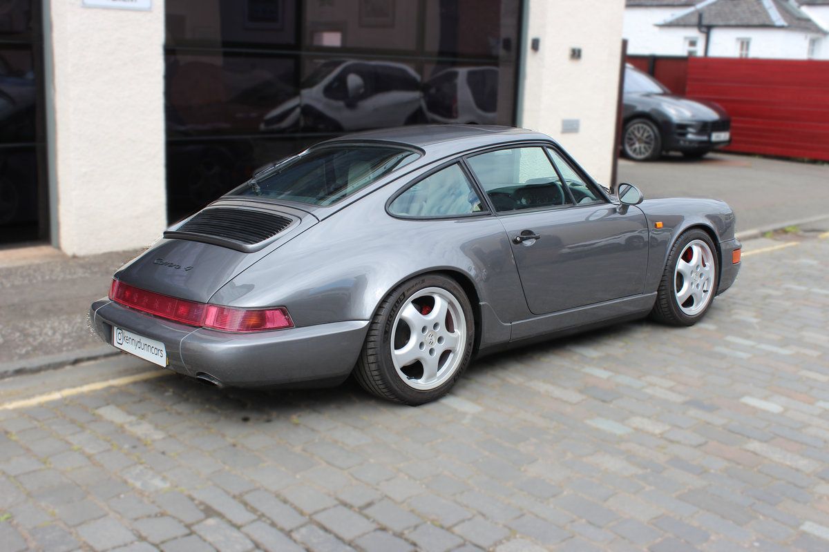 1989 Porsche 911 3.6 964 Carrera 4 AWD 2dr DUE IN SHORTLY SOLD (picture 5 of 6)