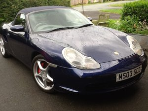 2003 Porsche Boxster S (986) 3.2 For Sale