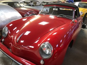 1953 Porsche 356 pre A convertible  For Sale