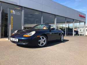 1999 Porsche Boxster 2.5 For Sale