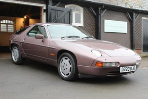 "1987/D PORSCHE 928 S4 AUTO ""AN EARLY S4"" For Sale"