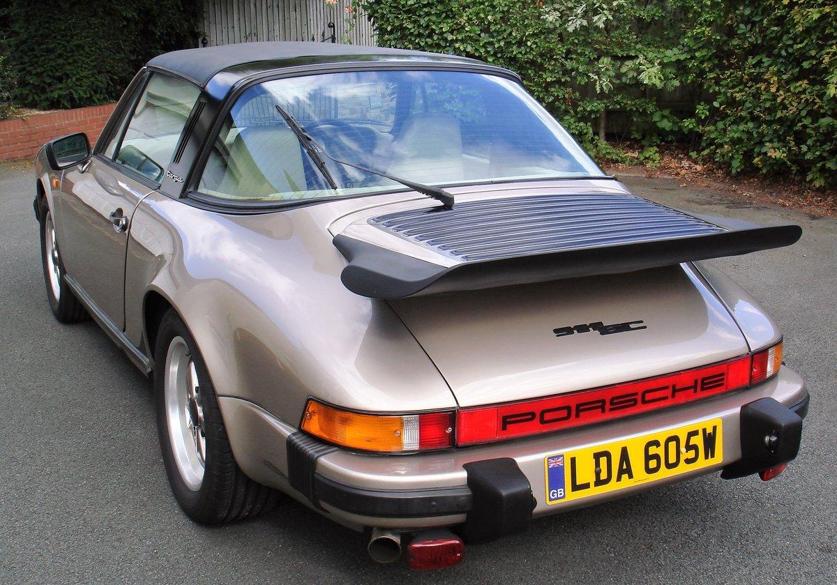 1980 911 Porsche SC Sport Targa - Restored For Sale (picture 2 of 6)