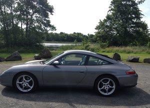 2004 Porsche 911 3.6 996 Targa Tiptronic S 2dr