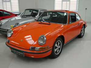 1971 Porsche 911 2.2S RHD For Sale