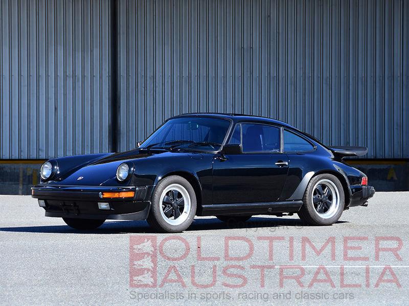 1986 Porsche 911 Carrera 3.2 Coupe For Sale (picture 1 of 6)
