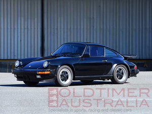 1986 Porsche 911 Carrera 3.2 Coupe For Sale