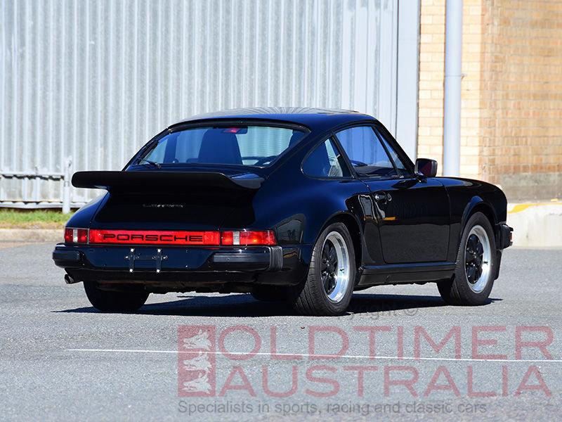 1986 Porsche 911 Carrera 3.2 Coupe For Sale (picture 2 of 6)