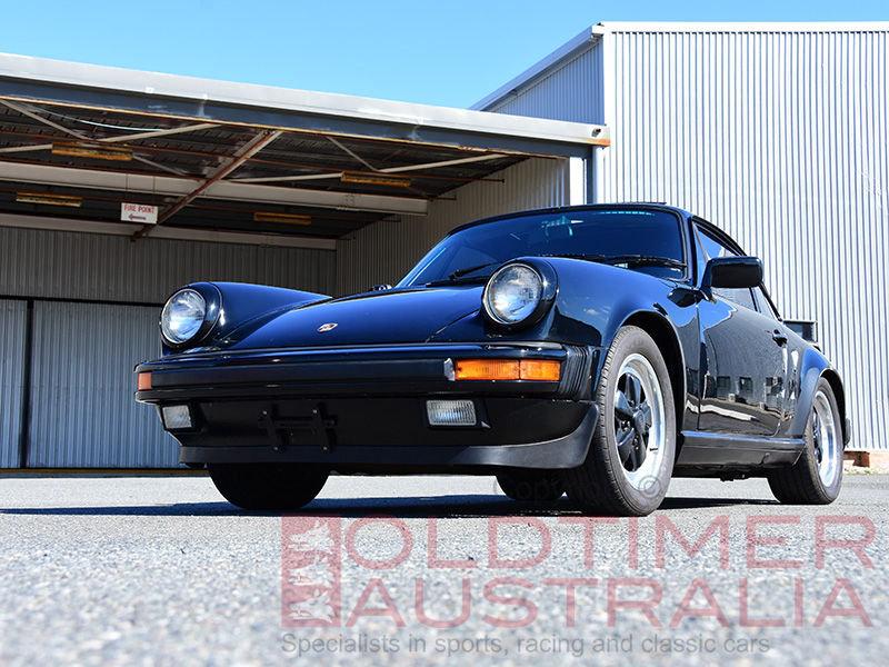 1986 Porsche 911 Carrera 3.2 Coupe For Sale (picture 3 of 6)