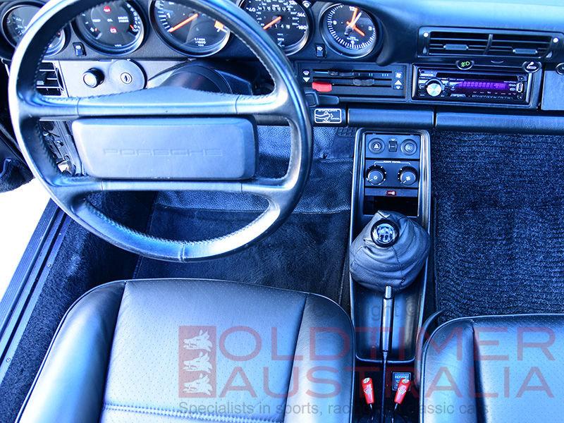 1986 Porsche 911 Carrera 3.2 Coupe For Sale (picture 4 of 6)